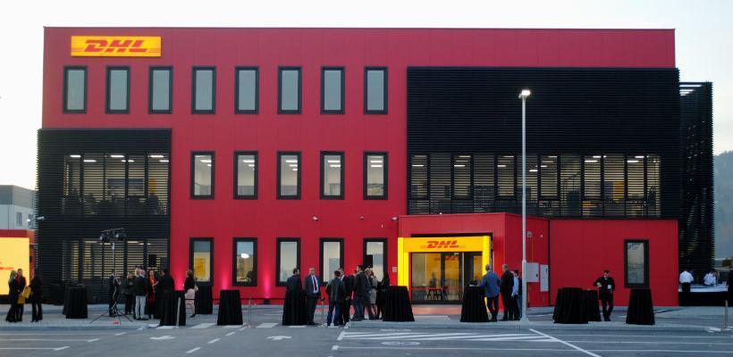 U Rajlovcu svečano otvorena nova poslovna zgrada kompanije DHL