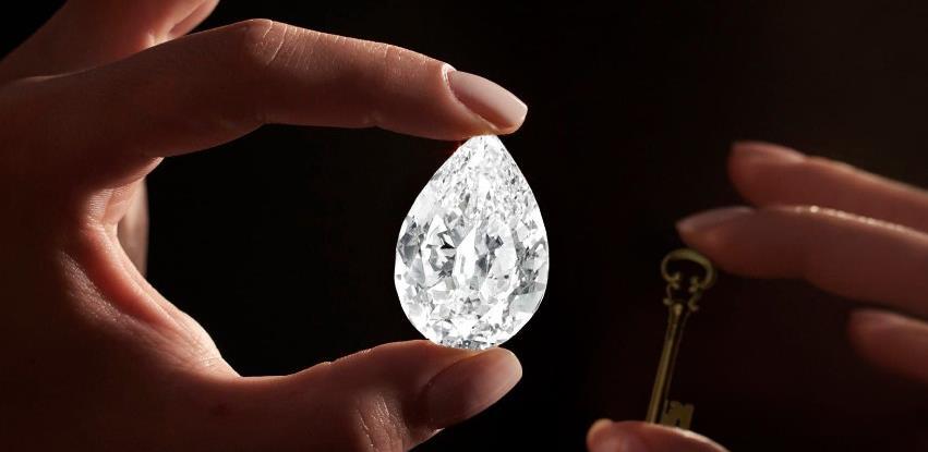 Rijedak dijamant plaćen kriptovalutama (VIDEO)
