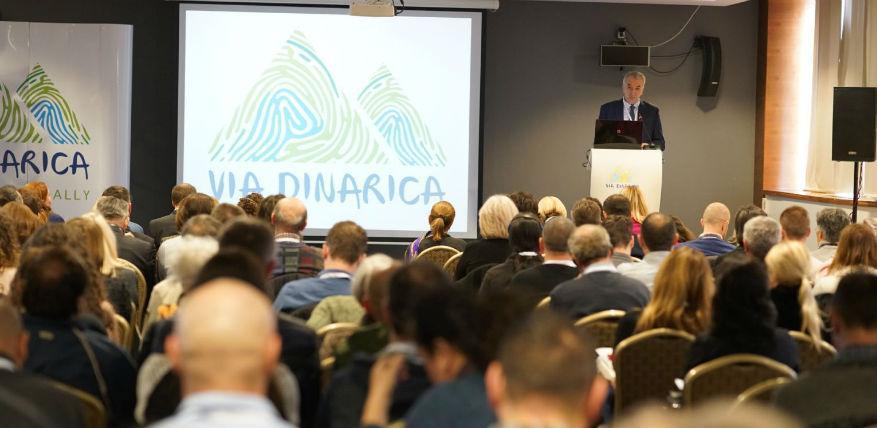 Via Dinarica projekat – iskorak ka održivom razvoju turizma u BiH i regiji