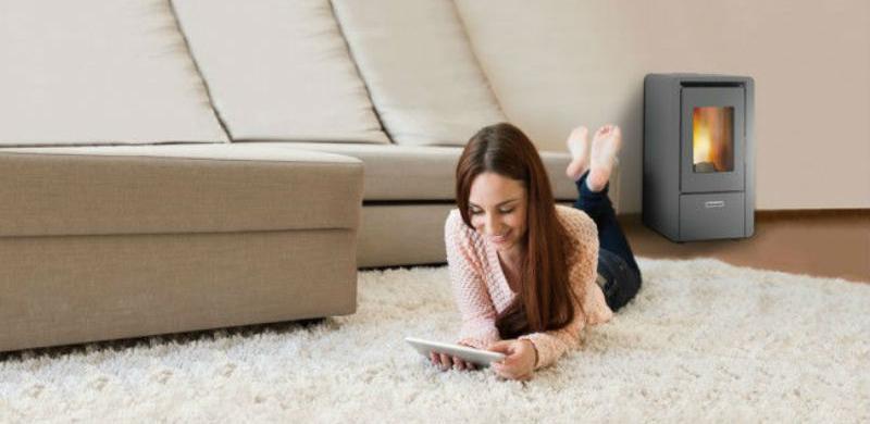 CentroPelet peći modernim dizajnom savršeno se uklapaju u svaki dom