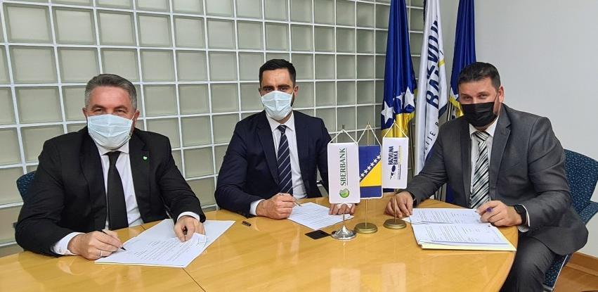 Sberbank BH i Razvojna banka FBiH potpisale ugovor o poslovnoj saradnji