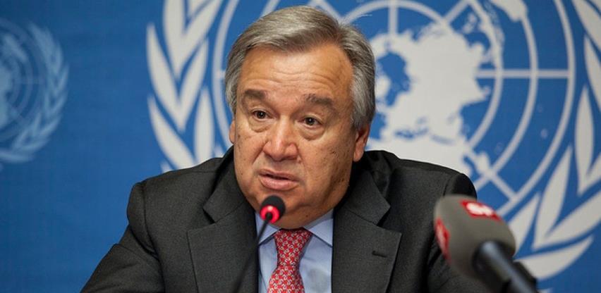 Guterres: Svijet se suočio s pandemijom kršenja ljudskih prava