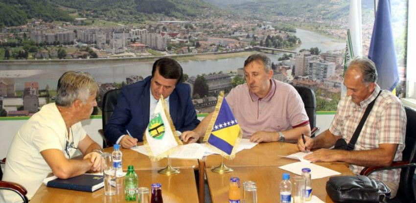 Novi infrastrukturni projekti u Goraždu