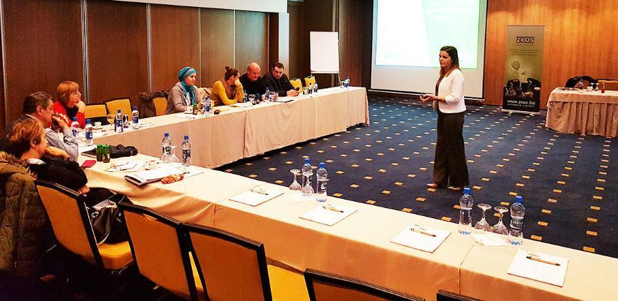 Unapređenje stanja okoliša u Kantonu Sarajevo - novi kontejneri za e-otpad