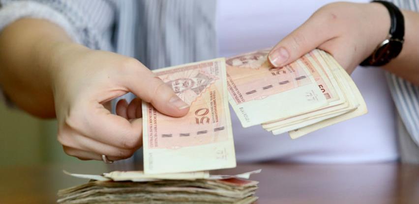 Novčane doznake iz inostranstva u BiH veće od dvije milijarde i 77 miliona KM