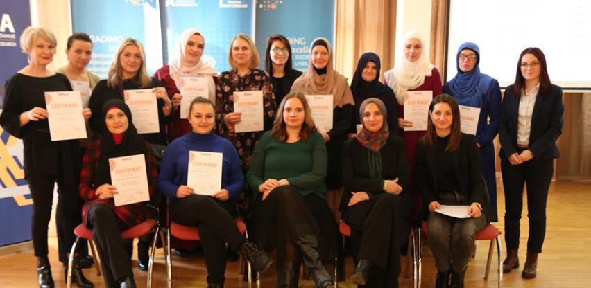 Podrška projektima ženskog poduzetništva na području općine Novi Grad