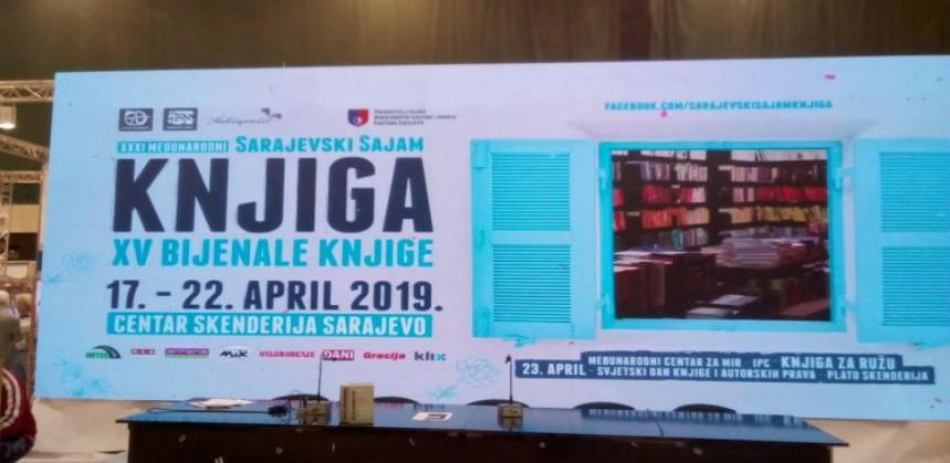 Sarajevo: Međunarodni sajam zvanično otvoren za ljubitelje knjige