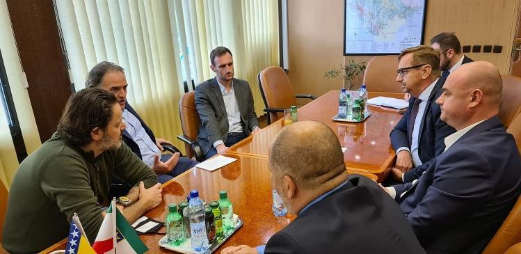 Uz punu podršku Vlade ZDK: Arapski investitori ulažu milione eura u kompleks kod Vareša