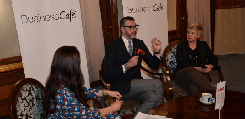 Inspirativni govornici 24. Business Cafea: Radi što voliš i bit ćeš uspješan