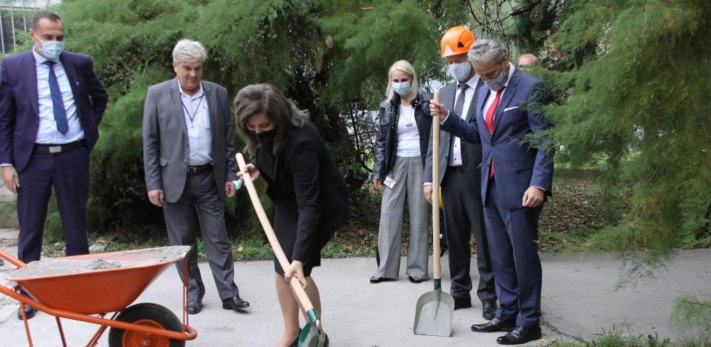 Položen kamen temeljac za izgradnju aneksa zgrade Općinskog suda Zenica