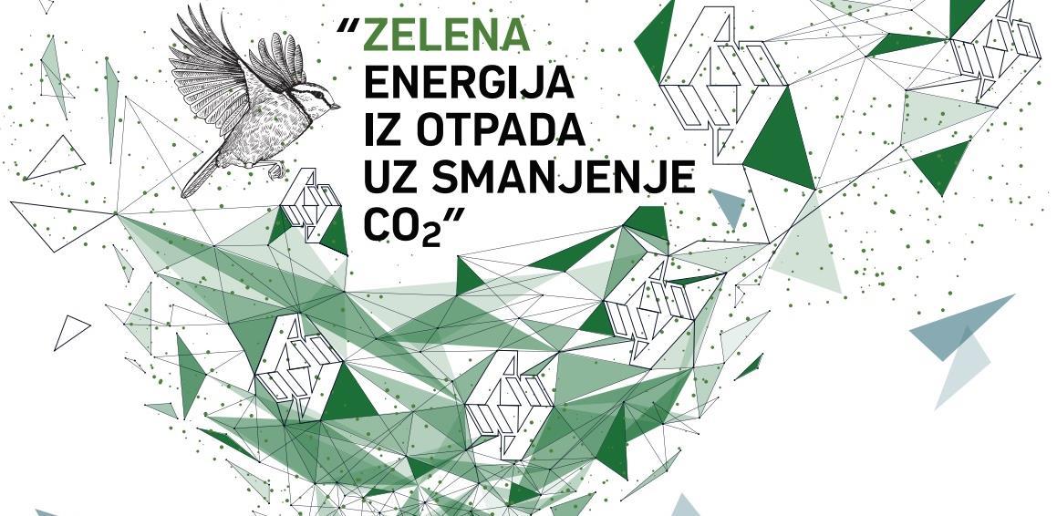 """U oktobru Međunarodna konferencija """"Zelena energija iz otpada uz smanjenje CO₂"""""""