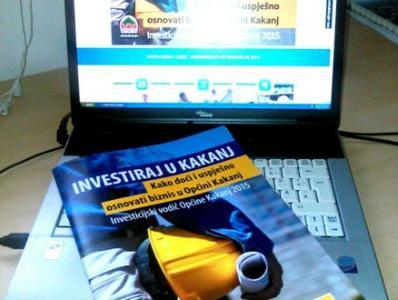 Uskoro posebna web-stranica i vodič za investitore u Kaknju