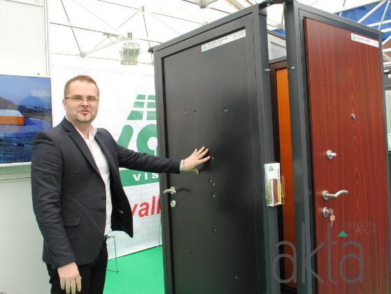IGM-u priznanje za kolekciju sigurnosnih vrata na ovogodišnjem ZEPS-u