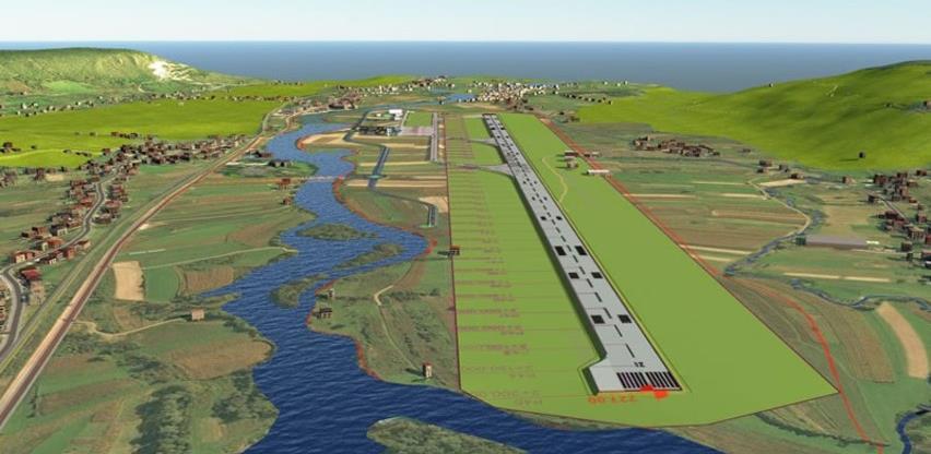 U toku javni uvid: Uskoro okolišna dozvola za Aerodrom Bihać