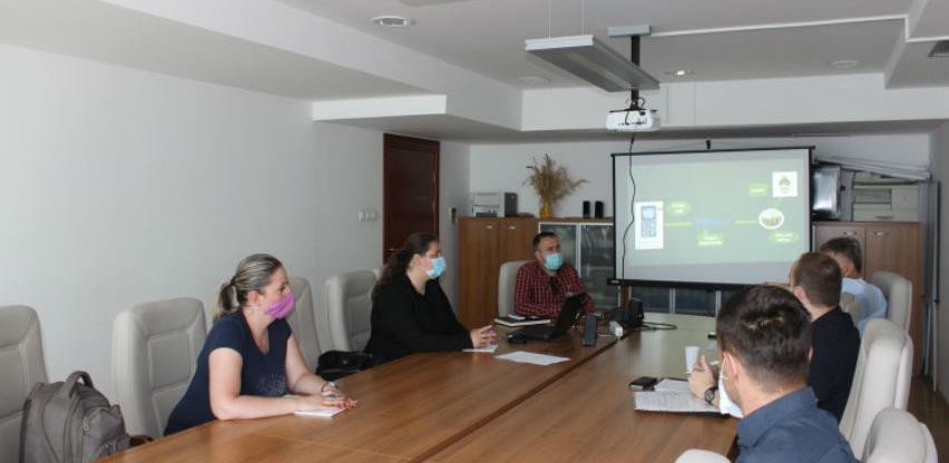 Češki ekspert iz oblasti stočarstva u posjeti Ministarstvu poljoprivrede