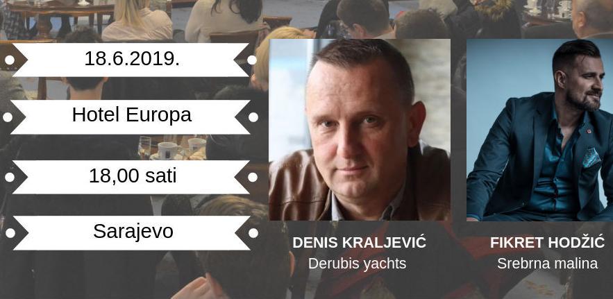 25. Business cafe: Poduzetništvo u BiH je itekako moguće, ali treba RADITI