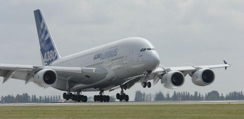 Kraj najvećeg aviona na svijetu