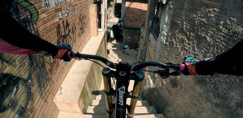 Extreme Riding Sarajevo: Bajkom niz Sarajevske mahale i ulice (Video)
