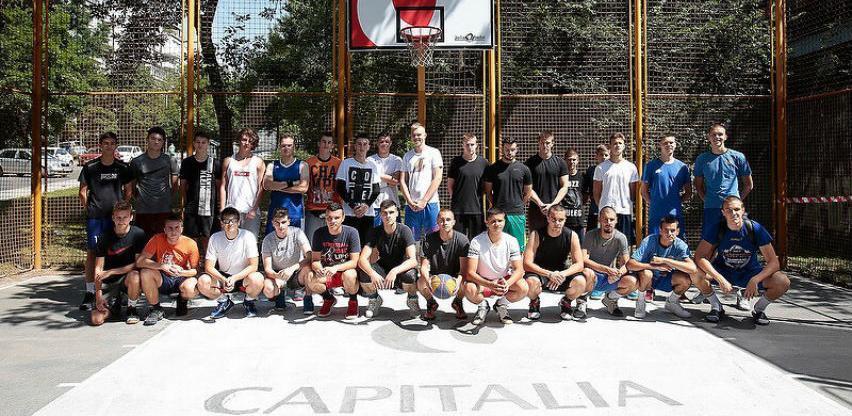 U Sarajevu organiziran turnir u basketu CAPITALIA Street 3 na 3