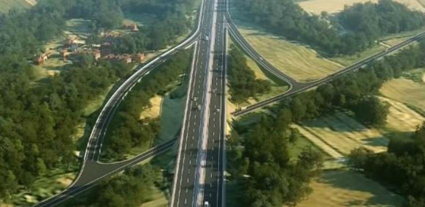 Pogledajte kako bi trebala izgledati dionica autoputa između Brčkog i Bijeljine