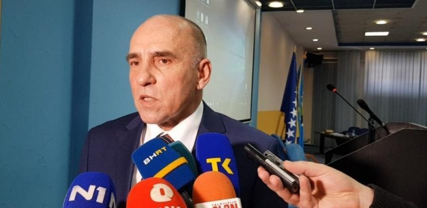 Premijer TK podnio ostavku, Slađan Ilić novi predsjednik Skupštine TK