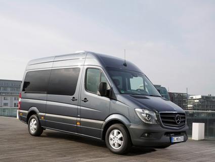 Novi Mercedes-Benz Sprinter