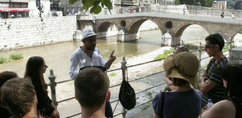 Kanton Sarajevo u prva četiri mjeseca posjetilo skoro 150 hiljada turista