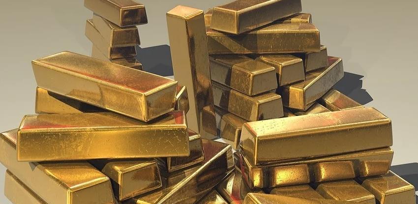 Bh. zalihe zlata ojačale za 64 miliona KM