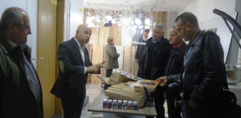 Otvoren salon za uređenje doma Pero u Varešu