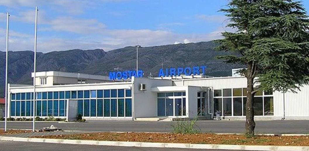 Blokirana dodjela novčanih sredstava za Zračnu luku Mostar