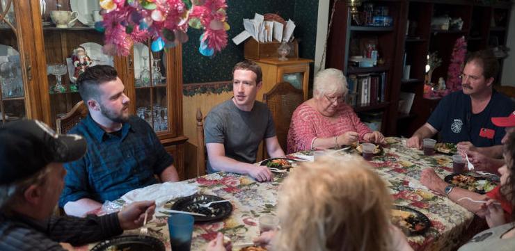 Zuckerberg podgrijava špekulacije o kandidaturi za predsjednika SAD-a