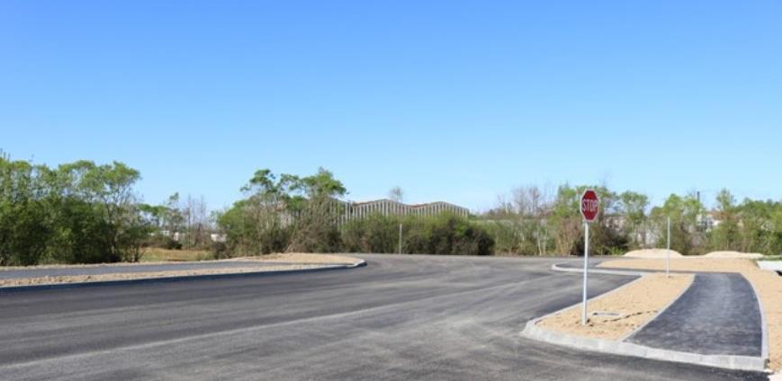 Završena saobraćajnica-Krak 7 u Industrijskoj zoni u Gradačcu
