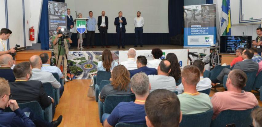 """U Cazinu otvorena regionalna poslovno-stručna konferencija """"PIT Krajina 2019"""""""