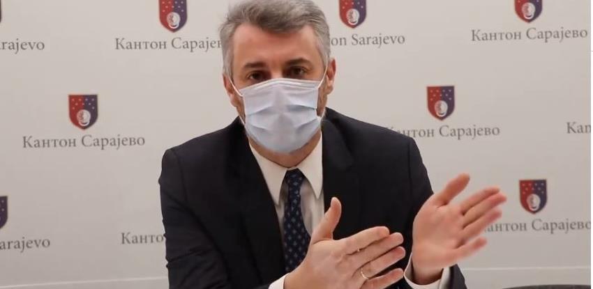 Premijer Forto napustio sastanak u Vladi FBiH: Mene je stid šta smo čuli o nabavci vakcina!