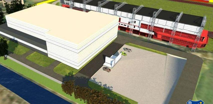 Grad Bihać emisijom obveznica do sportske dvorane