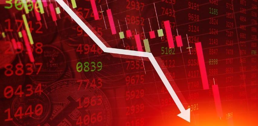 Drugi val pandemije potopio gospodarstvo eurozone u studenome