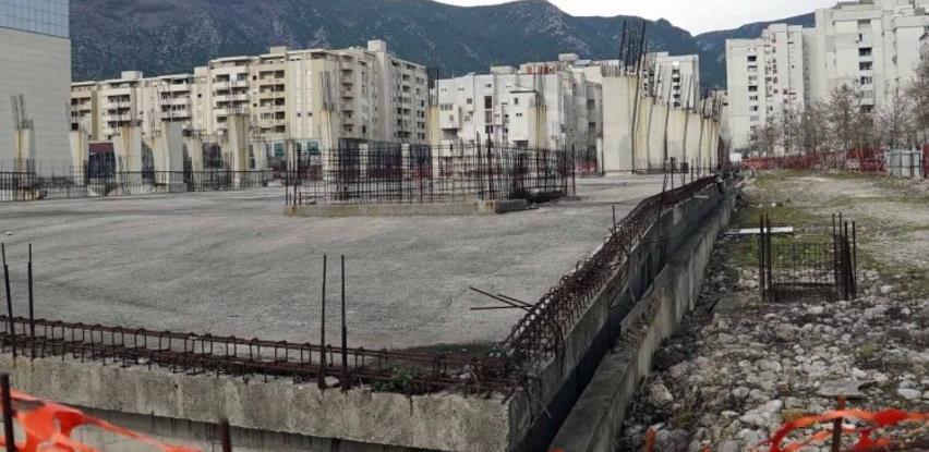 Hoće li se nakon izbora nastaviti gradnja mostarske sportske dvorane? (VIDEO)