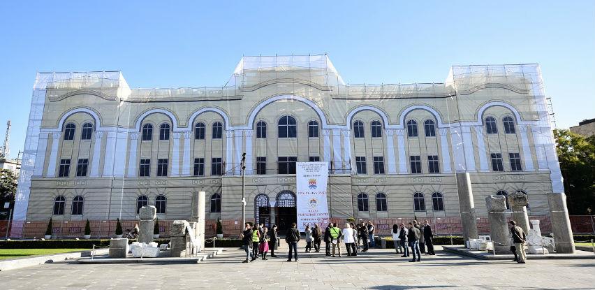 Počela druga faza rekonstrukcije Banskog dvora