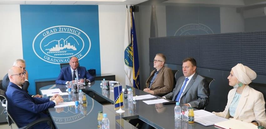 Za Banoviće, Živinice i Kladanj počinje realizacija projekta cirkularne ekonomije
