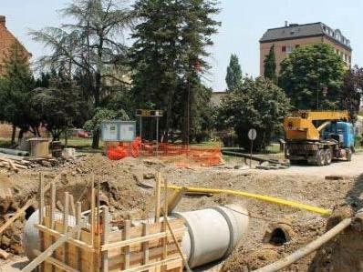 Za nastavak izgradnje kanalizacije u Bijeljini još 7,7 miliona eura