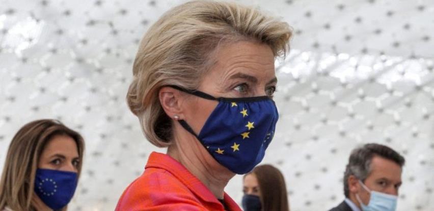 Von der Leyen poziva SAD da ukine zabranu ulaska u zemlju građanima EU-a