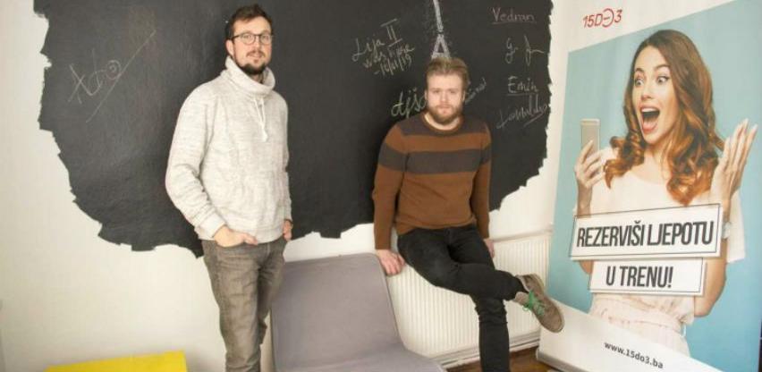 Mladi tim iz Bosne i Hercegovine kreirao platformu za salone ljepote