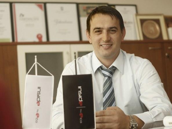 Suhad Ećo predsjednik Asocijacije drvne industrije i šumarstva VTKBiH