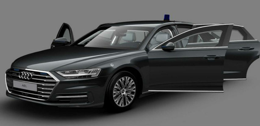 Audi A8 L Security: Blindirana tvrđava