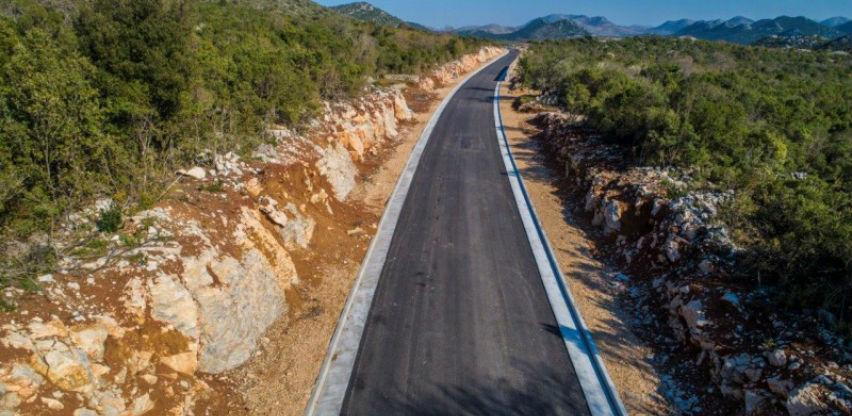 Za 30 dana bit će gotovo još 9 km ceste Neum - Stolac