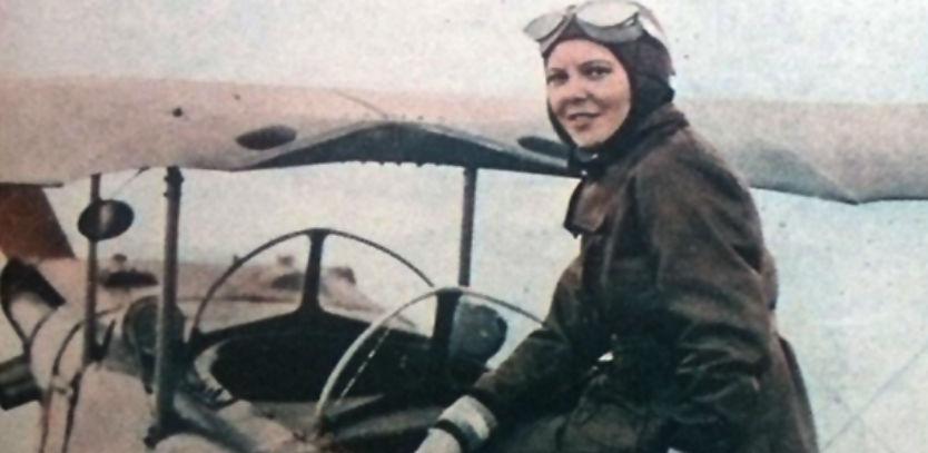 Priča o Sabihi Gokčen – prvoj pilotkinji borbenog aviona