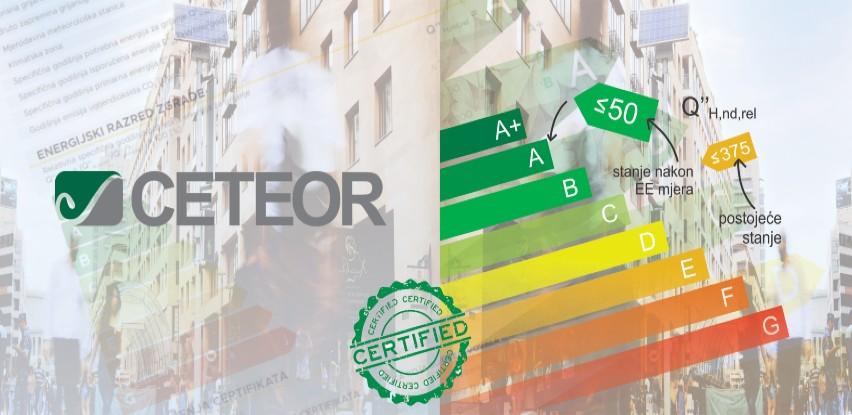 CETEOR: Dva modula osposobljavanja lica koja vrše energijski audit
