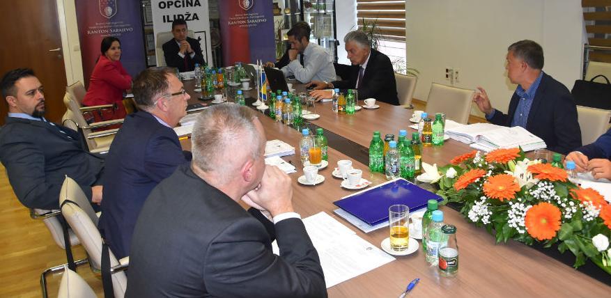 Potpisan Sporazum za izgradnju tramvajske pruge Ilidža – Hrasnica