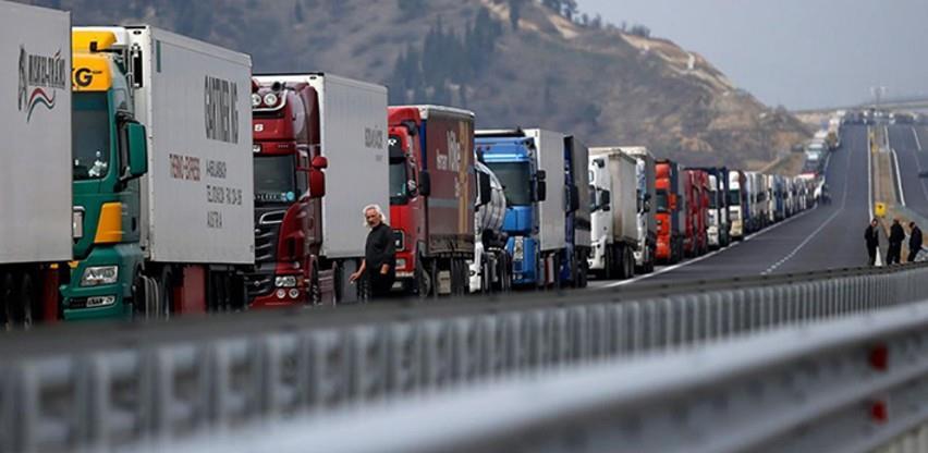 Privredna komora RS dogovorila prolazak robe preko granice sa Srbijom