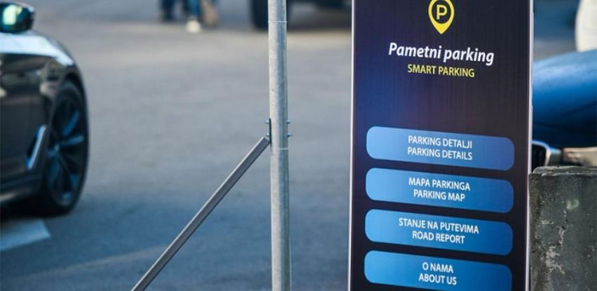 """""""Pametni parking"""" uskoro na još tri lokacije u Banjaluci"""